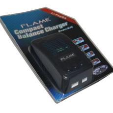 火焰磷酸鐵鋰6.6V-9.9V平衡智能充電器