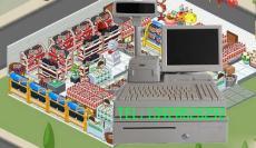 天津销售商业收款机商业POS机