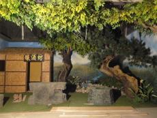 济南假山假树花树廊架亭子价格图片哪个好